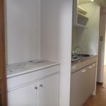 洗濯機(玄関)