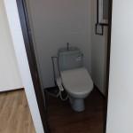 ウォシュレット設置(トイレ)
